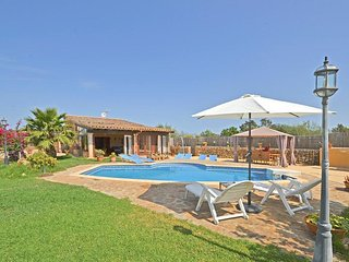 3 bedroom Villa in Sineu, Balearic Islands, Spain : ref 5505584