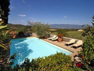 4 bedroom Villa in La Poggerina, Tuscany, Italy : ref 5505610