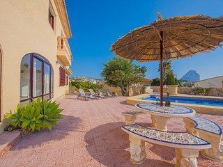 11 bedroom Villa in Calpe, Valencia, Spain : ref 5505814