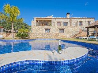 4 bedroom Villa in Teulada, Valencia, Spain : ref 5505860