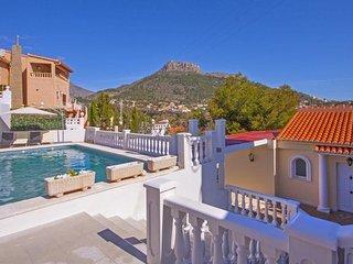 5 bedroom Villa in la Canuta, Valencia, Spain : ref 5505864