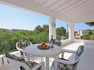 6 bedroom Villa in Moraira, Valencia, Spain : ref 5505923
