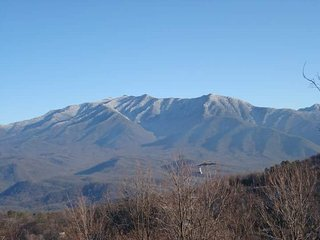 Ober Gatlinburg Ski View Beautiful Mountains Overlook Ober