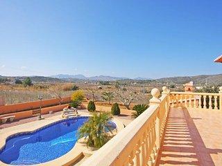 4 bedroom Villa in Teulada, Valencia, Spain : ref 5505938