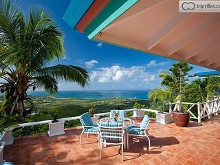 Exceptional Virgin Islands Villa