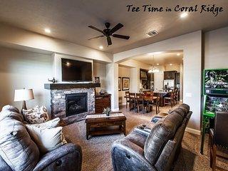 Tee Time In Coral Ridge   2027, Saint George