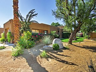 New! 3BR Private Palm Desert Condo w/Mtn Views!