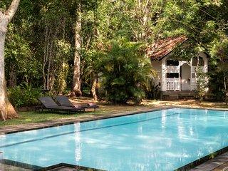 A Private Villa & Estate in Bentota