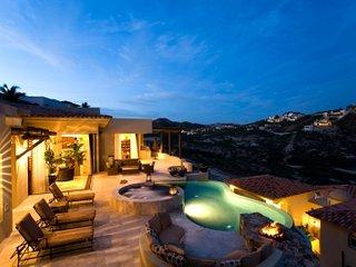 Breathtaking 5 Bedroom Villa in Los Cabos Corridor, San José Del Cabo