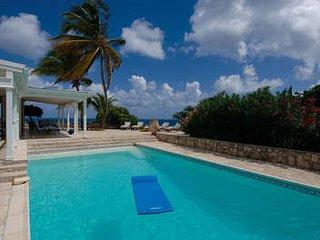 Unbelievable 5 Bedroom Villa with View in Terres Basses, St. Maarten