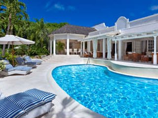 Beautiful 4 Bedroom House in the Exclusive Sandy Lane Estate, Holetown