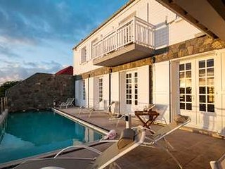 Large 5 Bedroom Villa in the Heart of Gustavia