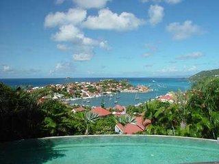 8 Bedroom Villa with Ocean View in Gustavia