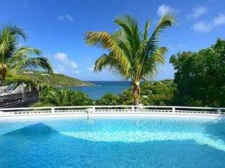 Modern 3 Bedroom Villa with Ocean View in Marigot