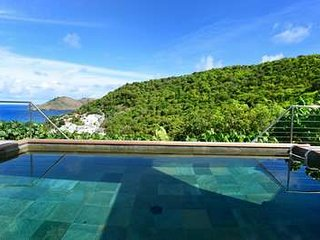 3 Bedroom Villa with Ocean View on Flamands Beach, St. Barthelemy