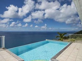 2 Bedroom Villa with Private Pool and Terrace in Colombier, Anse des Flamands