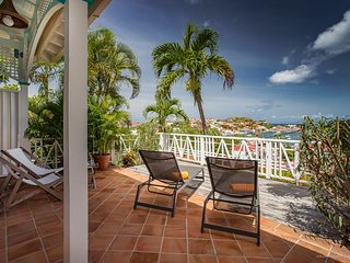 1 Bedroom Villa with Private Garden & Pool in Gustavia