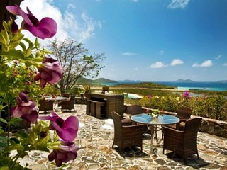 4 Bedroom Villa with Ocean View on Tortola, Beef Island