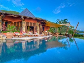 Stunning 5 Bedroom Villa in Virgin Gorda