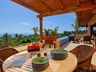 6 Bedroom Villa with Private Patio & Pool in Punta Mita, Punta de Mita