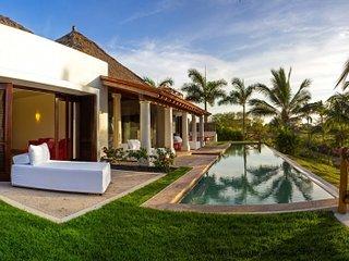Unique 5 Bedroom Villa in Punta Mita, Punta de Mita
