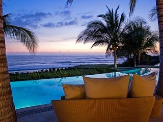 Exceptional 5 Bedroom Oceanfront Villa in Punta Mita