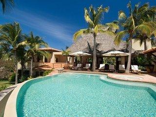 Spectacular 5 Bedroom Residence facing Banderas Bay in Punta Mita, Punta de Mita