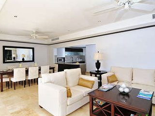 Modern 2 Bedroom Beachfront Apartment in St. James, Holder's Hill