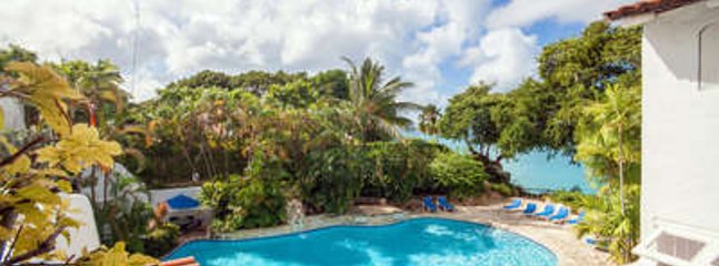 Attractive 3 Bedroom Villa at the Renowned Merlin Bay Complex in St. James, The Garden