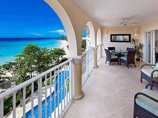 Contemporary 3 Bedroom Beachfront Condo in Christ Church