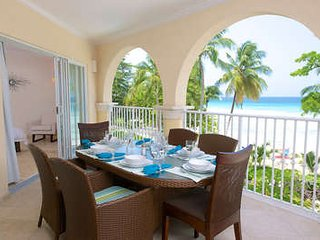 3 Bedroom Beachfront Condo in Christ Church with amazing accomodations