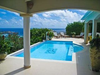 Spacious 3 Bedroom Villa in Vitet, St. Barthelemy