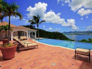 Cozy 5 Bedroom Villa in Terres Basses, St-Martin/St Maarten