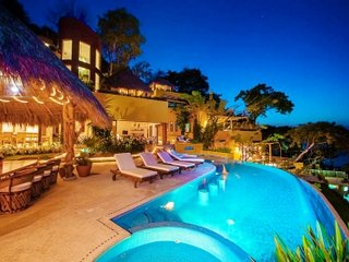 Extraordinary 8 Bedroom Villa in Puerto Vallarta, Boca de Tomatlan