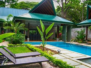 Spacious 7 Bedroom Villa in Playa Guiones, Nosara