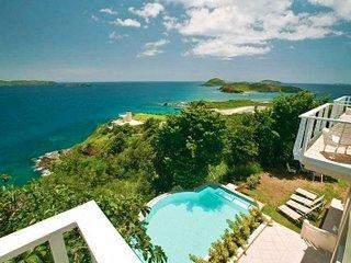 Beautiful 7 Bedroom Villa in Botany Bay, St. Thomas