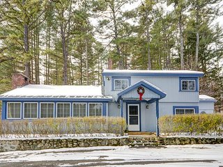 Private 4BR House-Walk to Cranmore! Cable, WiFi ,Pets OK!, North Conway