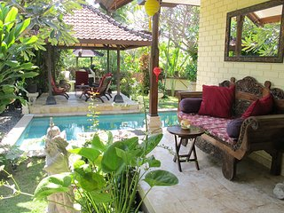 Villa Jasri Tiga - Villa with private pool, sea & volcano view!, Subagan
