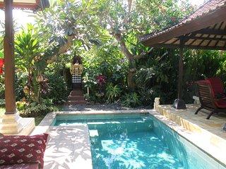 Villa Jasri Tiga - Villa with private pool, sea & volcano view!