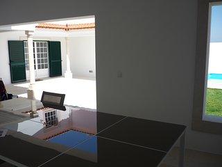villa refaite a neuf avec piscine, Obidos