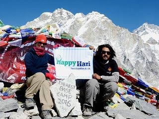 Happy Hari Trek & Expedition
