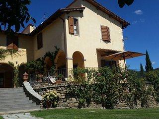Romantic Nest on Tuscany Hills