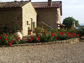 Typical and Large for your Family in Tuscany, Loro Ciuffenna
