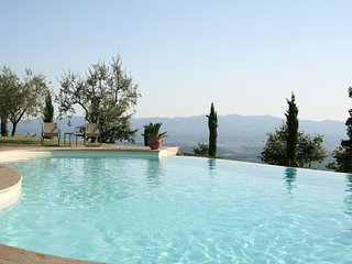 Tuscany with View for Your Family