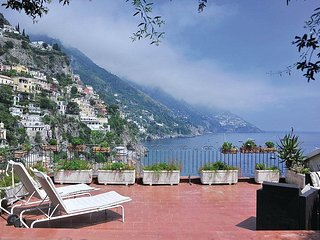 4 bedroom Villa in Positano, Campania, Italy : ref 5310355