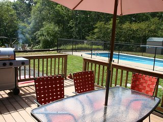 Secluded with Private Pool, Pets Considered -181-B, Brewster