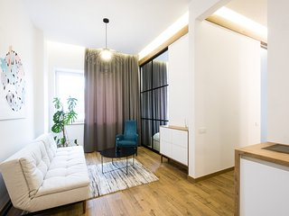 COSY Apartment in Kaunas Old Town