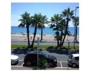 Baie des Anges - Appartement front de mer - Vue panoramique