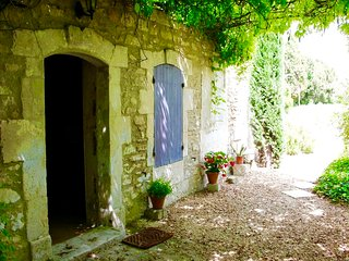 Traditional bright Provencal Mas, w/ pool & established gardens; ideal location, St-Rémy-de-Provence