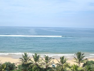 Newly Built 3-Bed sixth floor Apartment Directly facing Beautiful Beach, Dehiwala-Mount Lavinia